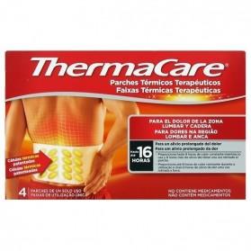Thermacare Parches de Calor zona Lumbar y Cadera 4 unidades