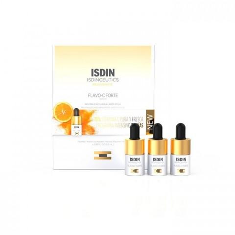 Isdinceutics Serum Flavo-C Forte 3x5.3 ml