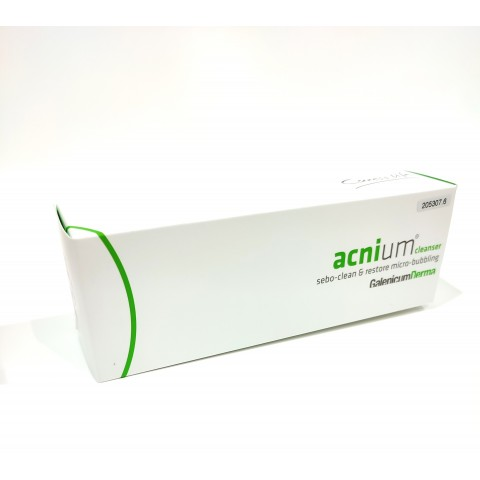Acnium Cleanser Espuma Limpiadora Facial 150 ml