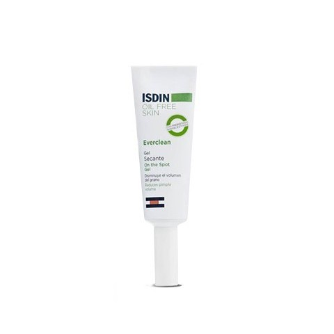 Everclean isdin oil free gel secante 10 ml