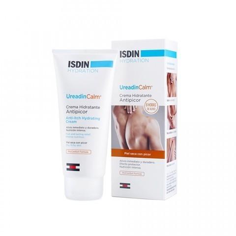 crema isdin hydration ureadincalm hidratante antipicor 200 ml