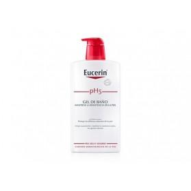 gel de baño Eucerin piel sensible pH 5 1L