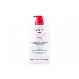 Eucerin piel sensible pH 5 loción enriquecida 1L