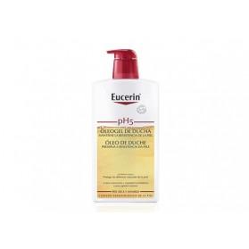 Eucerin piel sensible pH 5 oleogel de ducha 1L