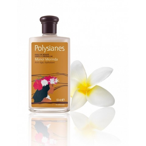 Polysianes aceite de belleza de Monoï Morinda 125ml