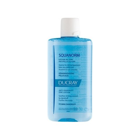 Squanorm loción con zinc anticaspa Ducray 200 ml