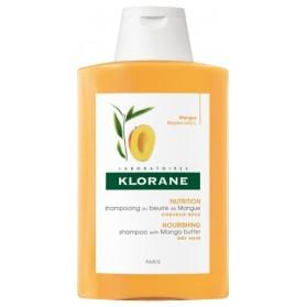 Klorane champú nutritivo a la manteca de mango 400 ml