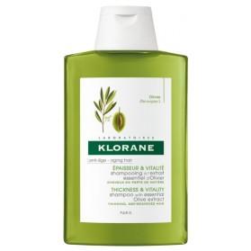Klorane champú nutritivo al extracto esencial de olivo 400 ml