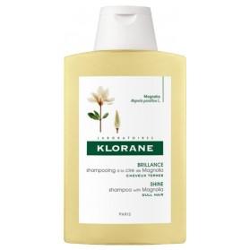 Klorane champú nutritivo a la cera de magnolia 400 ml