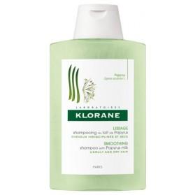 Klorane champú a la leche de papiro 400 ml