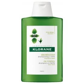 Klorane champú seborregulador al extracto de ortiga 200 ml
