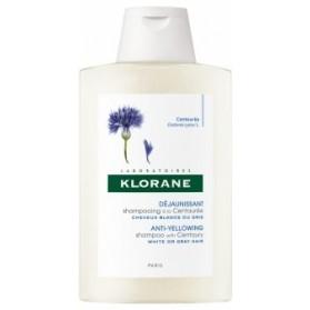 Klorane champú reflejos plateados a la centaurea 200 ml