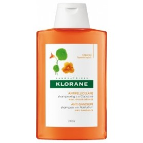 Klorane champú anticaspa extracto de capuchina 200 ml