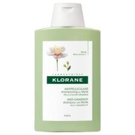 Klorane champú anticaspa extracto de mirto 200 ml