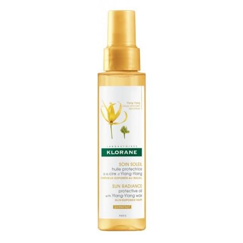 Klorane aceite seco cera de ylang ylang 100 ml