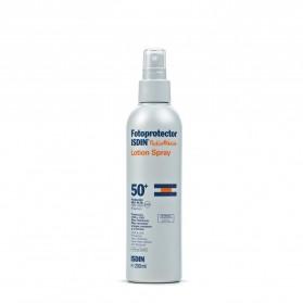 fotoprotector isdin extrem loción en spray pediatrico spf 50 150 ml