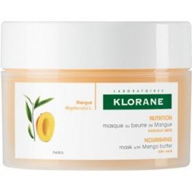 Klorane mascarilla a la manteca de mango 150 ml