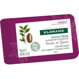 Klorane jabón crema essence de figue 100 g