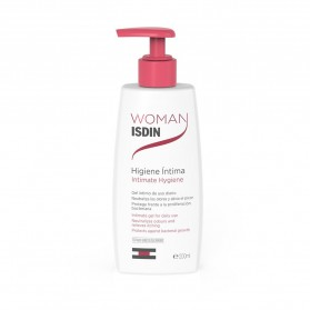 gel higiene intima woman isdin 200 ml