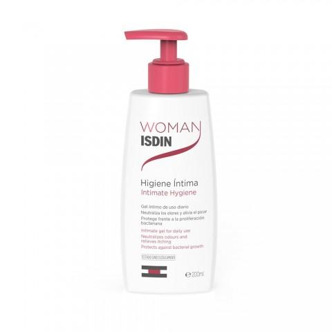 gel higiene intima woman isdin 200 ml