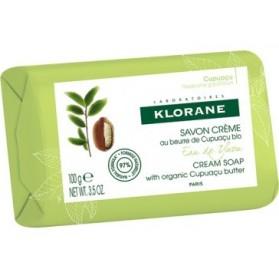 Klorane jabón crema eau de yuzu 100 g