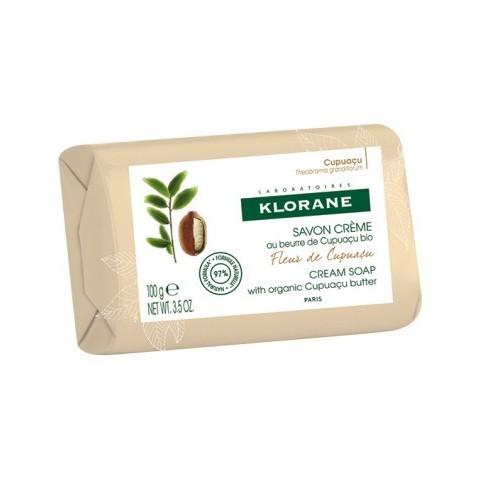 Klorane jabón crema fleur d´ cupuaçu 100 g