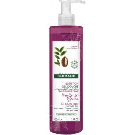Klorane gel de ducha essence de figue 400 ml