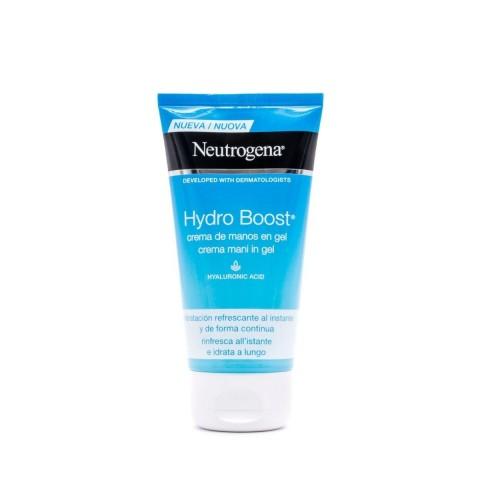 Neutrogena hydro boost crema de manos hidratante en gel 75 ml