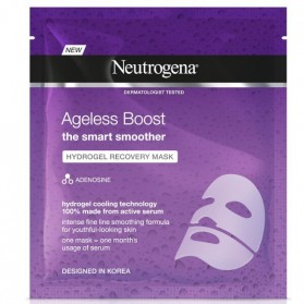 Neutrogena ageless boost hidrogel recovery mask anti-edad 30 ml