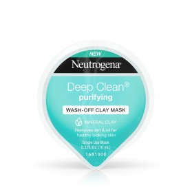 Neutrogena purifying boost express facial clay-mask 10 ml