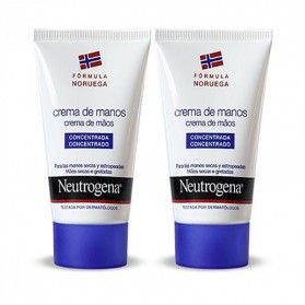 Neutrogena duplo crema de manos concentrada 50 ml