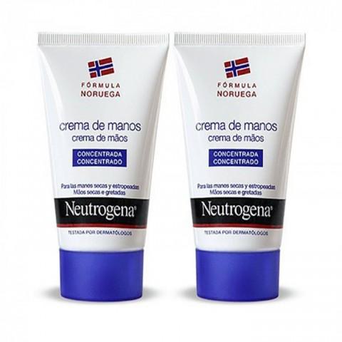 Neutrogena duplo crema de manos concentrada 50 ml