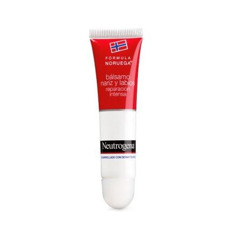 Neutrogena bálsamo nariz y labios fluido 15 ml