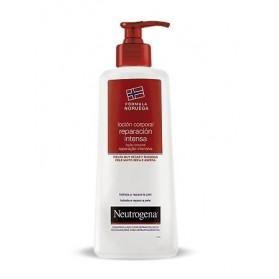 Neutrogena fórmula noruega  loción corporal hidratación intensa 400 ml