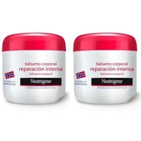 Neutrogena fórmula noruega duplo bálsamo corporal reparación intensa 300 ml