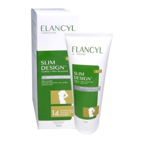 Elancyl slim design 45+ anticelulitis 200 ml