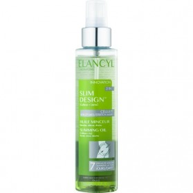 Elancyl slim design aceite anticelulítico antonodulos 150 ml