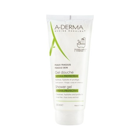 A-derma gel de ducha hidra-protector 500 ml