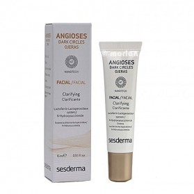 gel antiojeras sesderma  angioses 15 ml