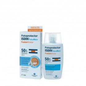 fotoprotector isdin pediatrico fusion water spf 50 50 ml