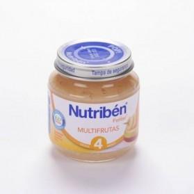 Nutriben multifrutas  potito de inicio 130 g