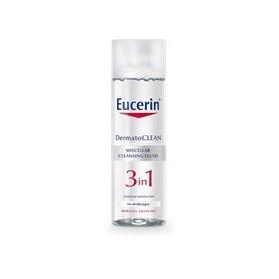 solucion micelar limpiadora Eucerin dermatoclean 200 ml