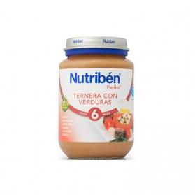 Nutriben ternera con verduras potito grandote 250 g
