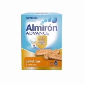 Almirón galletitas advance 6 cereales 250 g