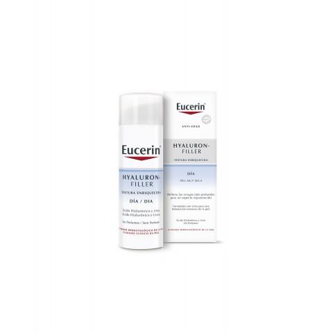 eucerin hyaluron filler textura enriquecida dia 50 ml